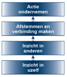 Model van het systeem Insights Discovery