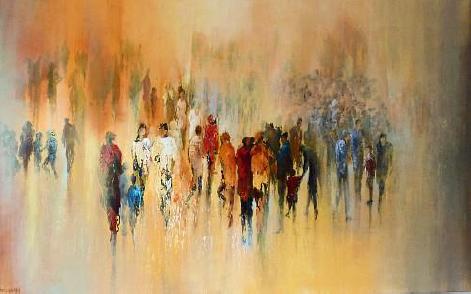 'Besammlung' - Soraya Hamzavi-Luyeh